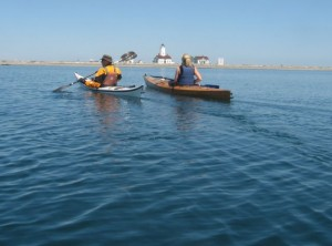 Paddle to Dungeness Lighthouse