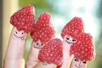 2013 Barbolian Calendar cover - raspberry smiles