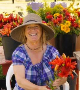 See Annie's Flower Farm, Sequim, WA