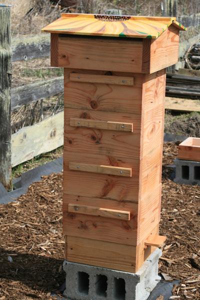 Warre Beehives