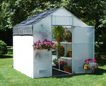 Garden Master Solexx Greenhouse with Shade Cloth