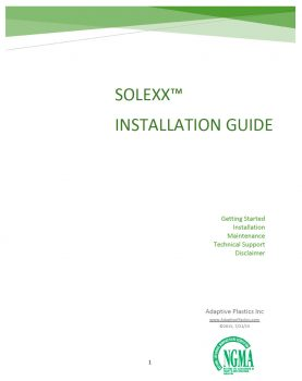 Solexx Installation Guide