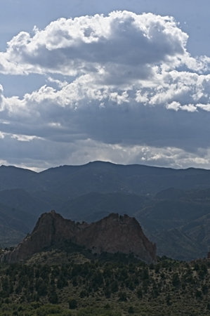 CO Viewpoint-Garden of the Gods