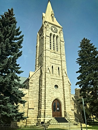 Laramie WY Cathedral