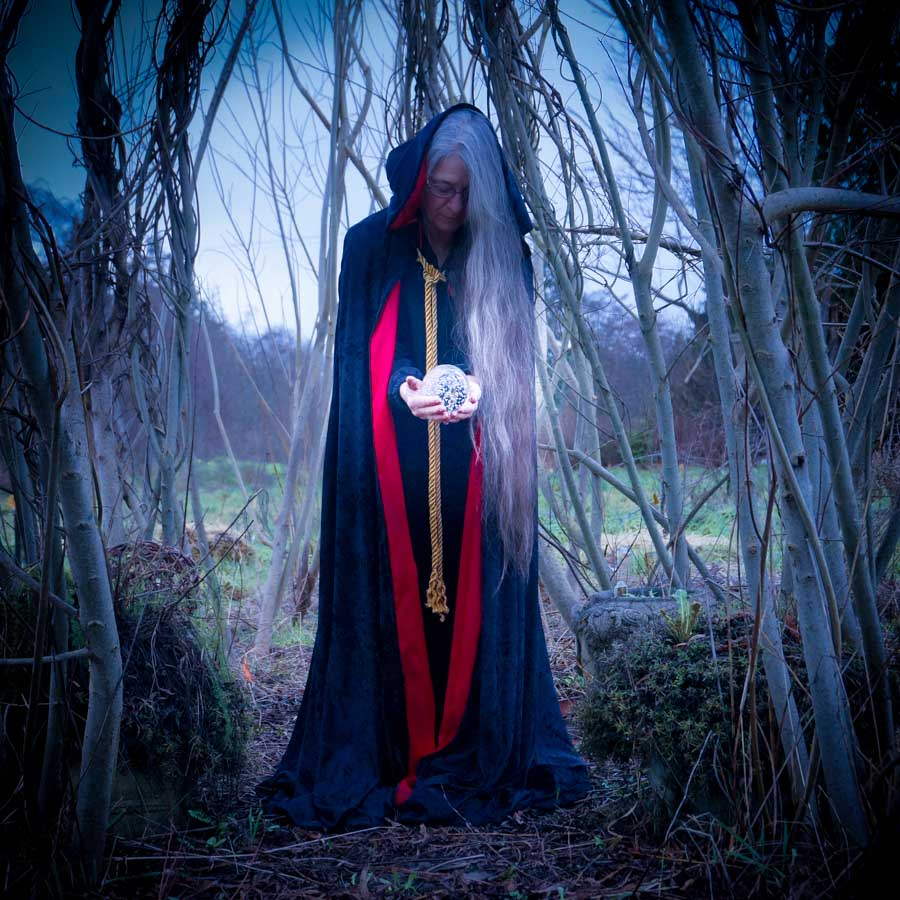 All Hallows Magic in the Willows